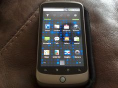 Android on T-Mobile website by Todd Barnard