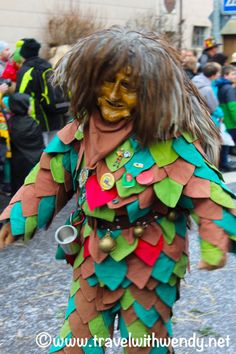 It's Fastnacht/Fasching/Fastnet season! Time for crazy costumes, great parades, yummy food and lots of fun ~ Wanna find out more? Join the Swabians in celebrating this ancient tradition now c…
