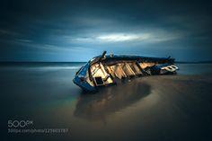 Old Boat... #PatrickBorgenMD