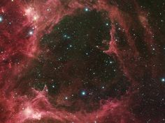 Stellar Family Tree  Generations of stars can be seen in this infrared portrait from NASA's Spitzer Space Telescope.