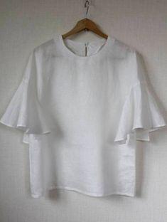 Bell Sleeves, Bell Sleeve Top, Muji, Ruffle Blouse, Shopping, Tops, Women, Craft, Fashion