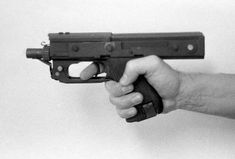 Although it was a full-auto-only weapon, the Almara MPA might have been practical to shoot pistol-like in the semi-auto mode.