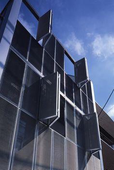 Steel House, by MDS/ Tokyo, Japan