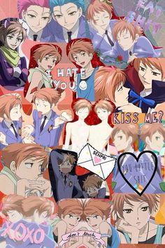 Hikaru & Kaoru Hitachiin ~OHSHC I love this so much😻 Host Club Anime, Ouran Host Club, School Clubs, High School Host Club, Hikaru Y Kaoru, Manga Box Sets, High School Romance, Ouran Highschool, Pokemon Cosplay