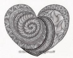 Nichts schlägt ein Herz mehr in Ketten als gegenseitige Liebe. Und Liebe war das neue Thema der Diva. Gezeichnet auf einer Blankokarteikarte A5 mit dem Staedtler Pigmentliner 0,05 und einem Bleisti...