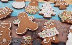Pihentetés nélküli, rögtön puha mézeskalács Gingerbread Cookies, Desserts, Food, Gingerbread Cupcakes, Tailgate Desserts, Deserts, Essen, Postres, Meals