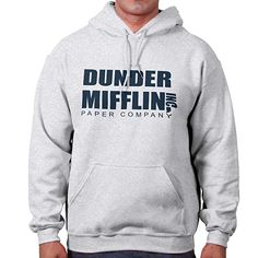 Men's Clothing Kind-Hearted Winter Hoodie Dunder Mifflin Inc A Paper Company Funny Tv Show Holiday Gift Hoodies Cotton Fashion Sweat Homme Hoodie Sweatshirt