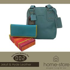 These gorgeous leather accessories from Jekyll & Hyde are the perfect gift for Visit Home-Store for more great ideas for spoiling your mom.