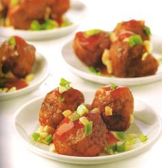 Meatballs in Spicy Sauce
