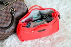 M's secrets: What's in my bag?