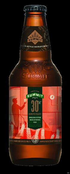mybeerbuzz.com - Bringing Good Beers & Good People Together...: Summit Releasing English-Style Barleywine To Close...