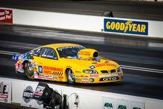 2007 GM Performance Parts Pro Stock driven by Warren Johnson at Firebird Raceway.