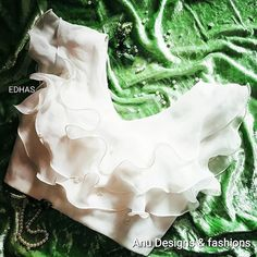 EDHAS- every dress has a story! Designer boutique in MVP colony Contact us – . - EDHAS- every dress has a story! Designer boutique in MVP colony Contact us – - Choli Blouse Design, Saree Blouse Neck Designs, Fancy Blouse Designs, Choli Designs, Saree Blouse Patterns, Designer Blouse Patterns, Lehenga Designs, Dress Neck Designs, Kurta Designs