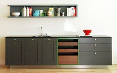 Viola Park: Modern Cabinetry to Last a Lifetime | Apartment Therapy