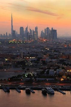 I have a dream...Dubai