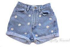 Kit 3 Shorts Jeans Feminino Atacado Cintura Alta Hot Pants By star