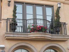 Garde-corps pour la conception merveilleuse balcon