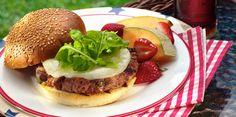 ~~Provolone Cheeseburgers Americana~~