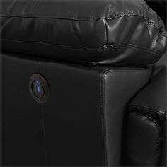 CorLiving Black Bonded Leather Power Reclining Sofa >>> Click photo to review even more details. (This is an affiliate link). Power Reclining Loveseat, Leather Reclining Sofa, Leather Sofa, Black Sofa, Brown Sofa, Contemporary Recliners, Types Of Sofas, Comfy Sofa, Upholstered Sofa
