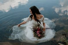 Wedding Photoshoot, Wedding Shoot, Photoshoot Ideas, Dream Wedding, Modeling Photography, Foxes Photography, Photography Ideas, Water Engagement Photos, Freckled Fox
