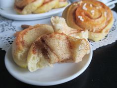 Girelle alla cannella – Cinnamon rolls
