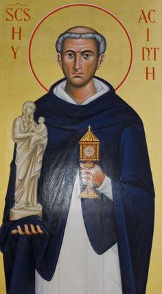 ikona św. Jacka z dominikańskiego kościoła w Rzeszowie  #ikona #jacek #dominikanie #op #rzeszów