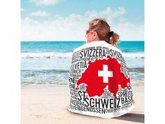 Exklusiv zum 20-jährigen Bestehen der PEARL Schweiz haben wir eine Schweizer Mikrofaser-Badetuchserie designen lassen. Klicken Sie hier und schauen Sie sich das kreative Ergebnis an: