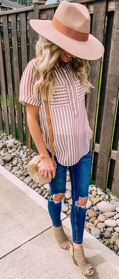 Perfect Summer Outfits To Copy Right Now - Herren- und Damenmode - Kleidung Tumblr Outfits, Trendy Outfits, Fashion Outfits, Fashion 2018, Girl Outfits, Outfit Ideas For Teen Girls, Spring Summer Fashion, Spring Outfits, Summer Outfit