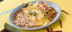 Los Dos Molinos  ::  Authentic and no BS New Mexican Food! It's a great deal, family-owned, delicious yet filling, and can pack a punch if that's how you prefer your southwestern cuisine!