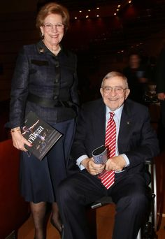 """""""Last night, T. King Constantine and Queen Anne-Marie, both looking very well, attended the premiere of the"""