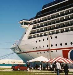 Carnival Miracle Cruise Review by Keith Henderson, from Cruise Diva's Cruise…