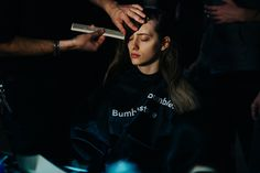 Backstage at Opening Ceremony, Fall/Winter 2016/2017 | New York City via Le 21ème