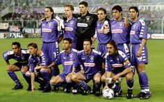 FIORENTINA 1998 / 1999 Champion's League