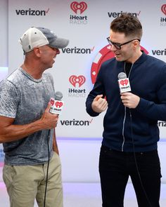 Backstage w/Bobby Bones Country Boys, Country Music, Kenney Chesney, No Shoes Nation, Bobby Bones, Bones Show, Honey Pie, John Deere Tractors, American Made