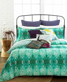 Tracy Porter - poetic wanderlust  Bedding, Adrienne Duvet Cover Collection