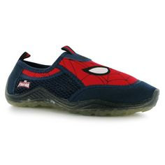 Boys Spiderman Water Shoes