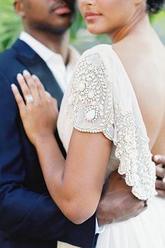 Wedding Dress: Rue De Seine   - HarpersBAZAAR.com