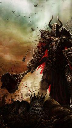 Crusader Diablo III Reaper of Souls