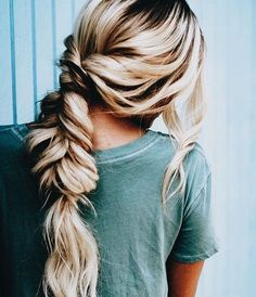 28 Easy Hairstyles Will Make You Look Awesome - Braid hairstyle