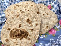 نان چاپاتی ( نان بدون مخمر و سبوس دار هندی) – وبلاگ ويدا