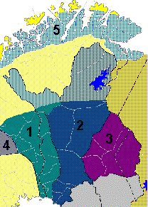 Peräpohjalaisten murteiden alamurteet Pikachu, Maps, Fictional Characters, Historia, Finland, Blue Prints, Map, Fantasy Characters, Cards