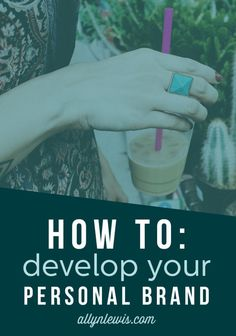 How To Develop Your
