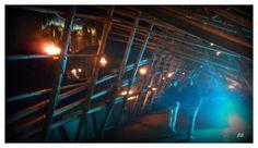Ouverture du Sentier des Cabanes sonores 2015 à Metz Dans le cadre de