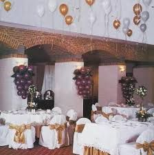 decoracion primera comunion salon
