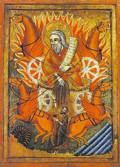 Par Melmothia «Voici, je vous enverrai Élie, le prophète, avant que le jour de l'Éternel arrive, Ce jour grand et redoutable » - Livre de Malachie, 4. Personnage messianique appelé à instaurer u...