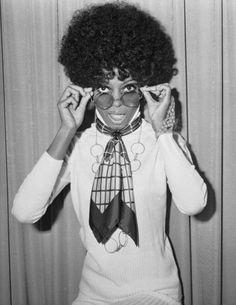 Diana Ross, 1970s.