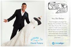 Invisalign Wedding | David Tutera Wedding Tip: You, But Better