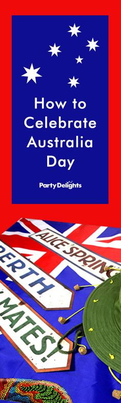 1000 images about australia day party ideas on pinterest for Australia day decoration ideas