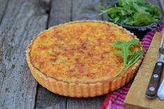 Quiche Lorraine - Falatom Quiche Lorraine, Cake Recipes, Good Food, Meals, Cookies, Breakfast, Foods, Drinks, France