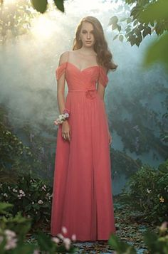 Alfred Angelo Dress. I like the look of his photo too